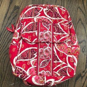 Vera Bradley Backpack 11x13